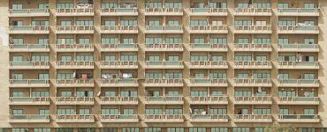 Bild von Wohnsiedlung